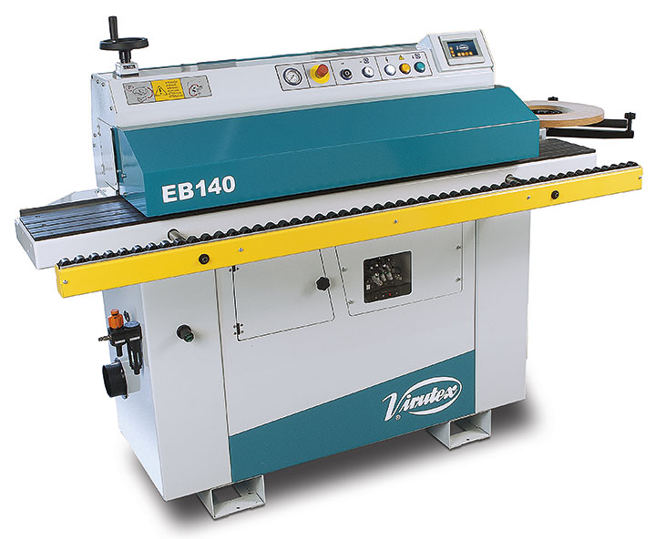 Automatic hot melt edgebander