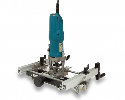 FR129VB Router for fitting hinges